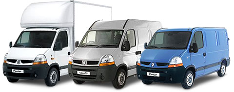 reliable man with a van hire service